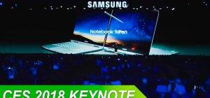 Samsung CES 2018 - Samsung al CES 2018