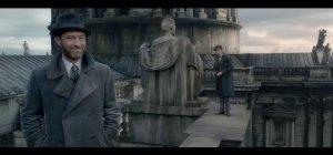 Animali fantastici: i crimini di Grindelwald - Trailer Italiano Ufficiale