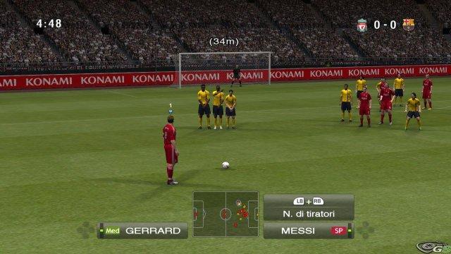 Pro Evolution Soccer 2009 - Immagine 27 di 132