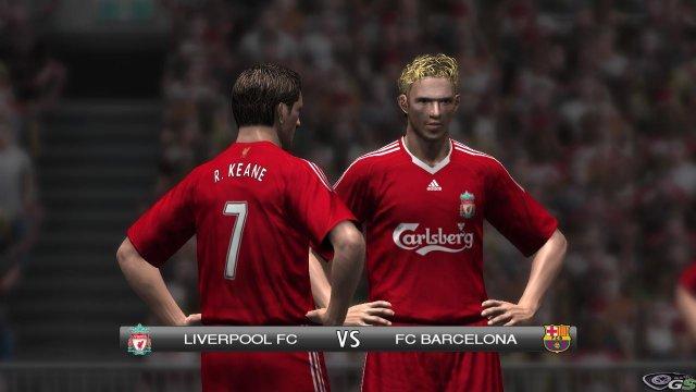 Pro Evolution Soccer 2009 - Immagine 21 di 132