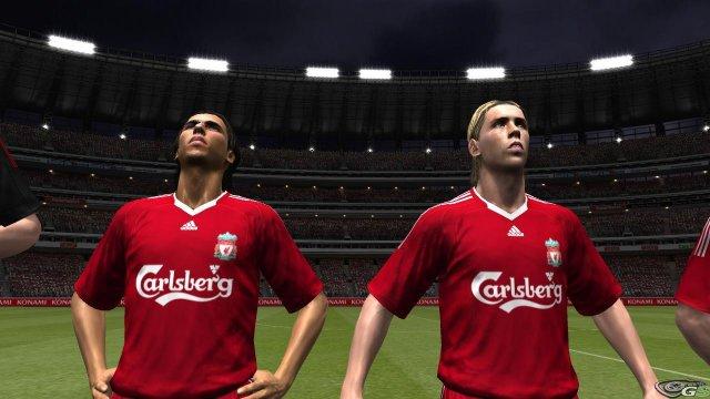 Pro Evolution Soccer 2009 - Immagine 18 di 132