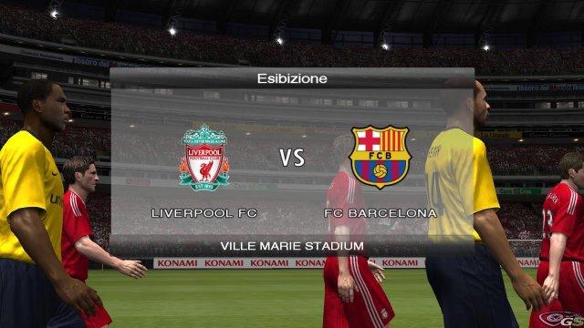Pro Evolution Soccer 2009 - Immagine 16 di 132