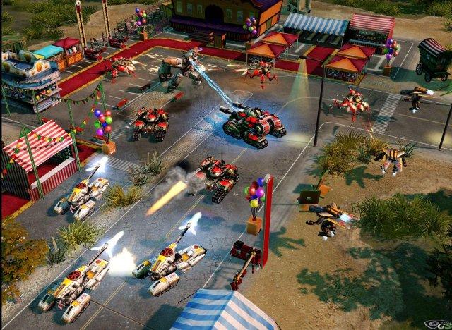 Command & Conquer: Red Alert 3 immagine 3569