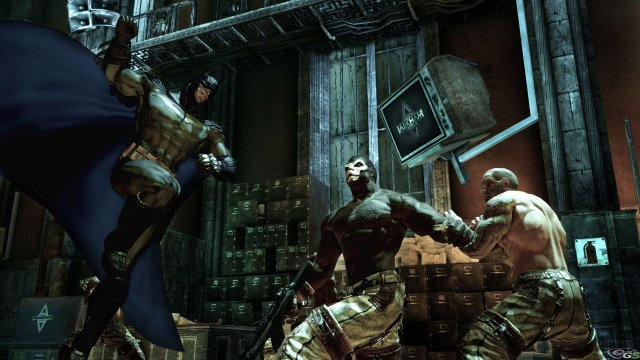 Batman: Arkham Asylum immagine 8600