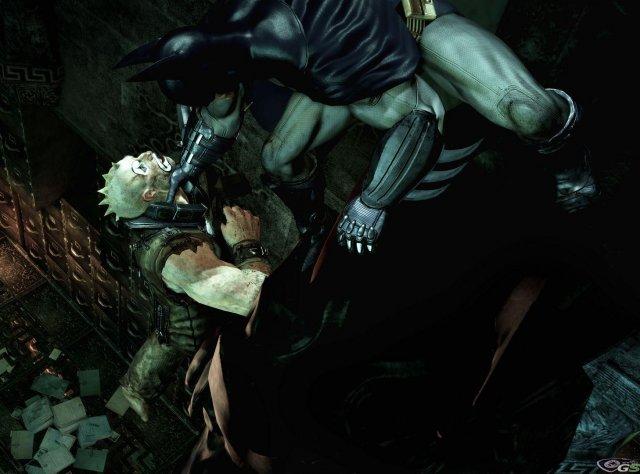 Batman: Arkham Asylum immagine 8603