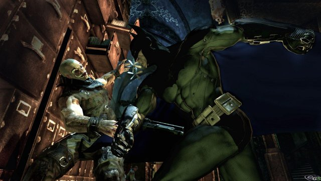 Batman: Arkham Asylum immagine 8606