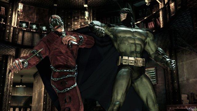 Batman: Arkham Asylum immagine 8609