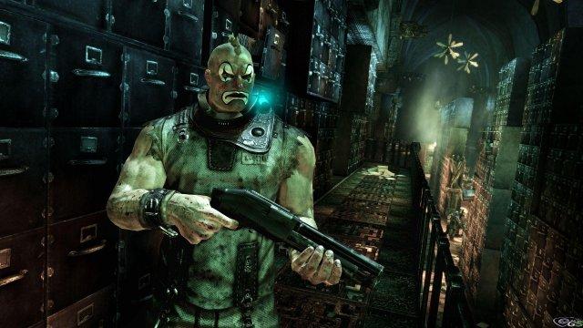 Batman: Arkham Asylum immagine 8617