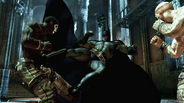 Batman: Arkham Asylum immagine 8620