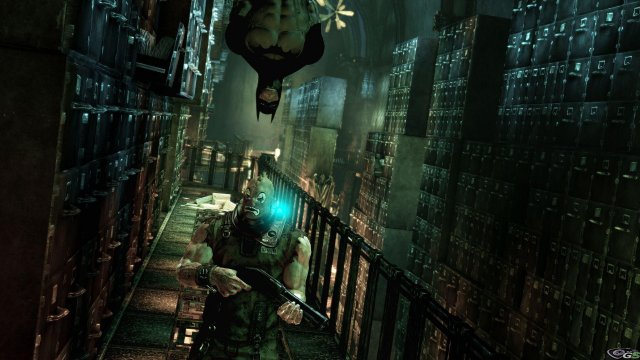 Batman: Arkham Asylum immagine 8623