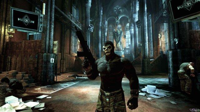 Batman: Arkham Asylum immagine 8629