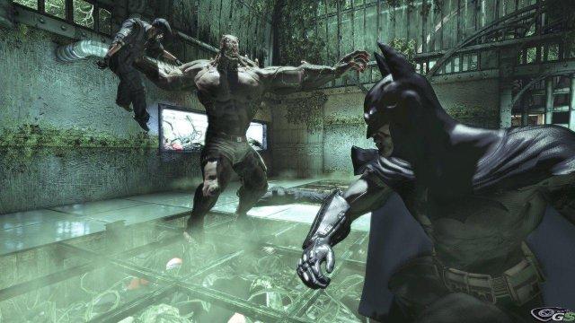 Batman: Arkham Asylum immagine 18795