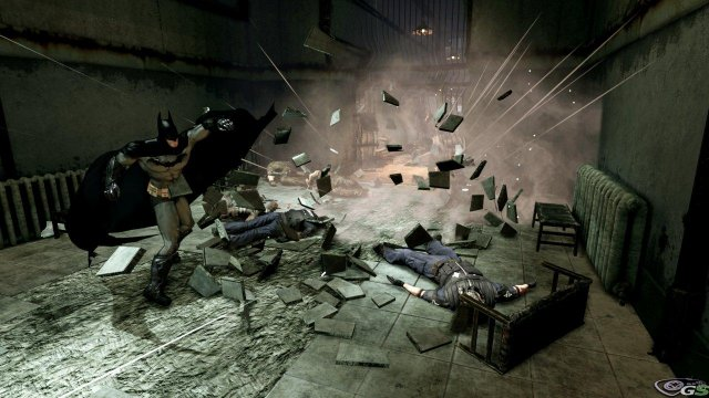 Batman: Arkham Asylum immagine 18798