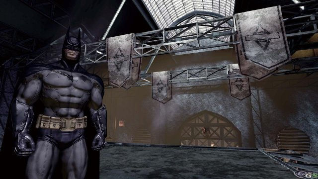 Batman: Arkham Asylum immagine 19249