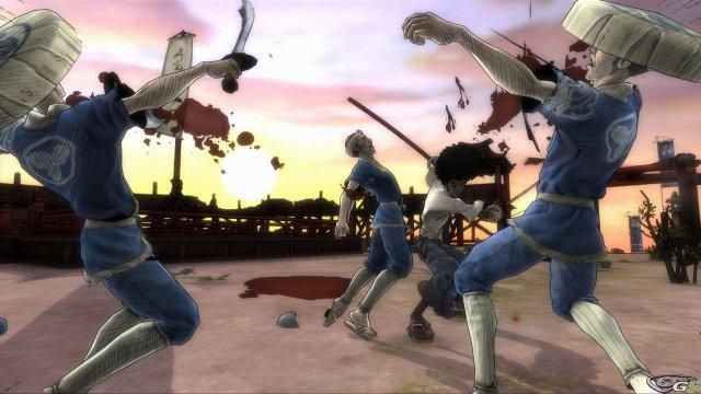 Afro Samurai immagine 12008