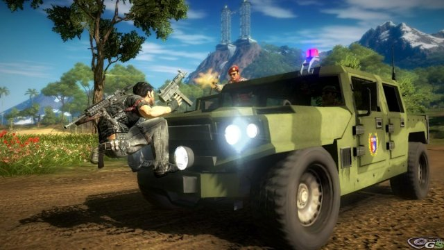 Just Cause 2 - Immagine 21695