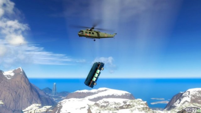 Just Cause 2 - Immagine 21701