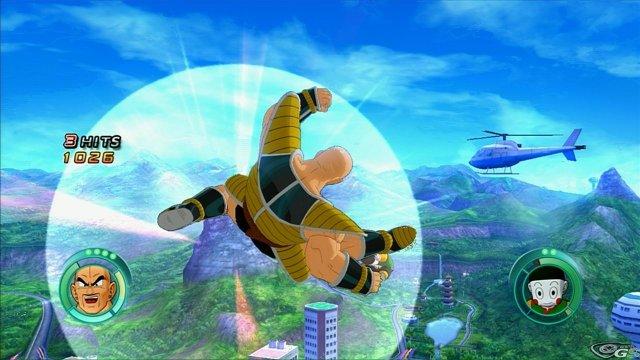 Dragon Ball Raging Blast immagine 20492