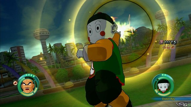 Dragon Ball Raging Blast immagine 20496