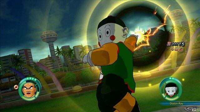 Dragon Ball Raging Blast immagine 20498