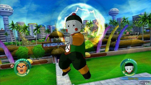 Dragon Ball Raging Blast immagine 20500