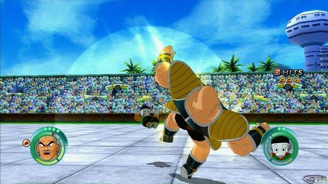 Dragon Ball Raging Blast immagine 20502