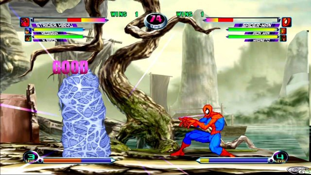 Marvel vs Capcom 2 immagine 17932