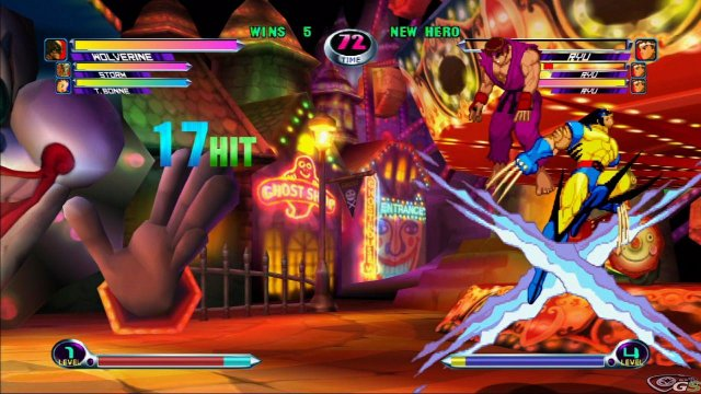 Marvel vs Capcom 2 immagine 16620
