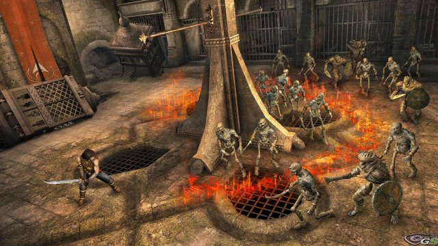 Prince of Persia: Le Sabbie Dimenticate - Immagine 25429