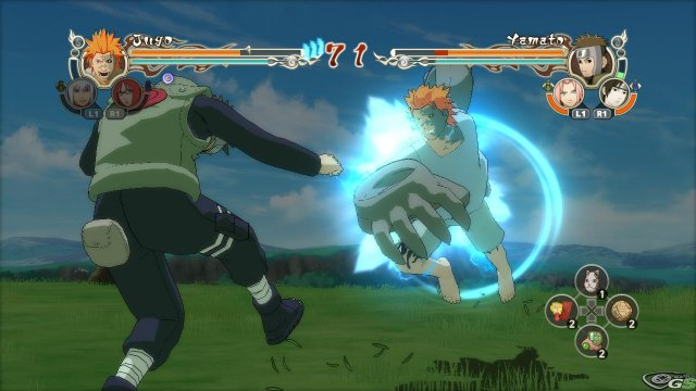 Naruto Ultimate Ninja Storm 2 - Immagine 33091