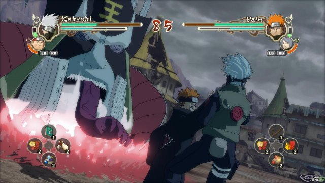 Naruto Ultimate Ninja Storm 2 - Immagine 33095