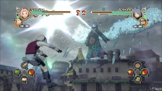 Naruto Ultimate Ninja Storm 2 - Immagine 33097