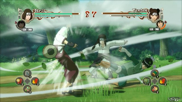 Naruto Ultimate Ninja Storm 2 - Immagine 33101