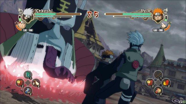 Naruto Ultimate Ninja Storm 2 - Immagine 33105