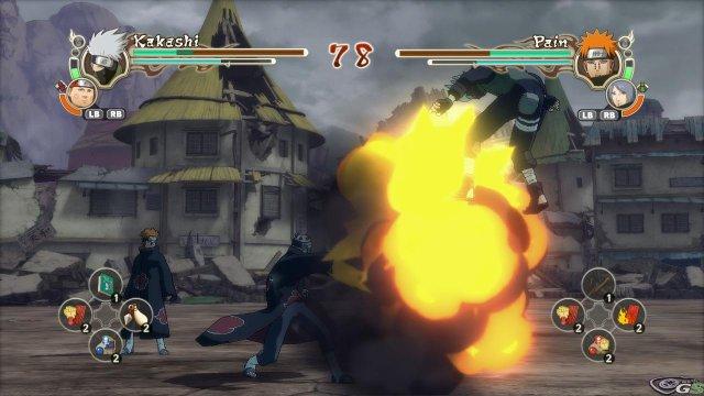 Naruto Ultimate Ninja Storm 2 - Immagine 33107