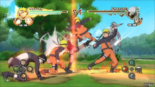 Naruto Ultimate Ninja Storm 2 - Immagine 33109