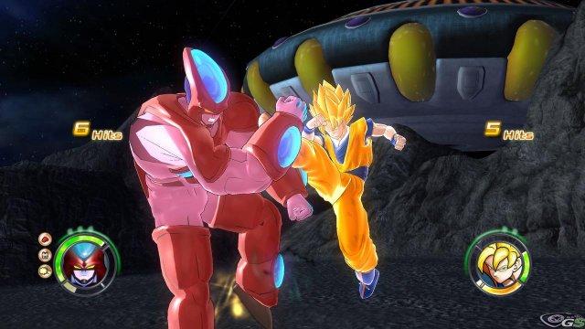 Dragon Ball Raging Blast 2 immagine 31619