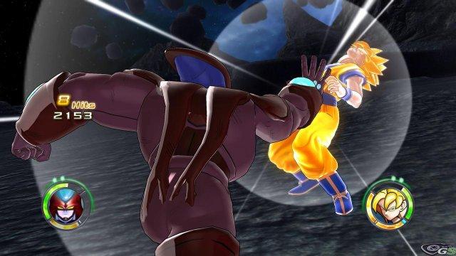 Dragon Ball Raging Blast 2 immagine 31621