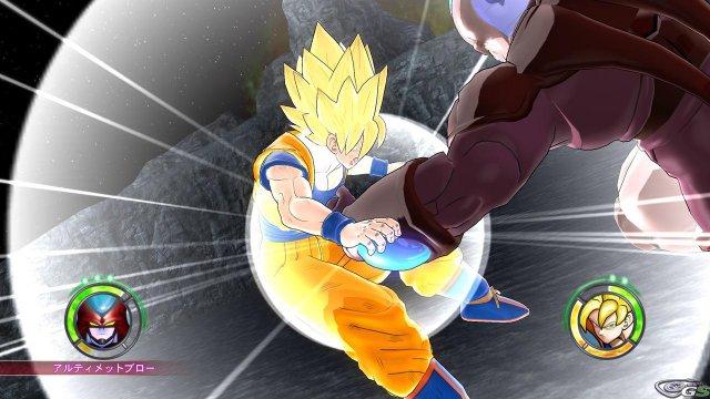 Dragon Ball Raging Blast 2 immagine 31625