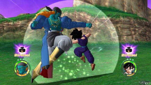 Dragon Ball Raging Blast 2 immagine 31627