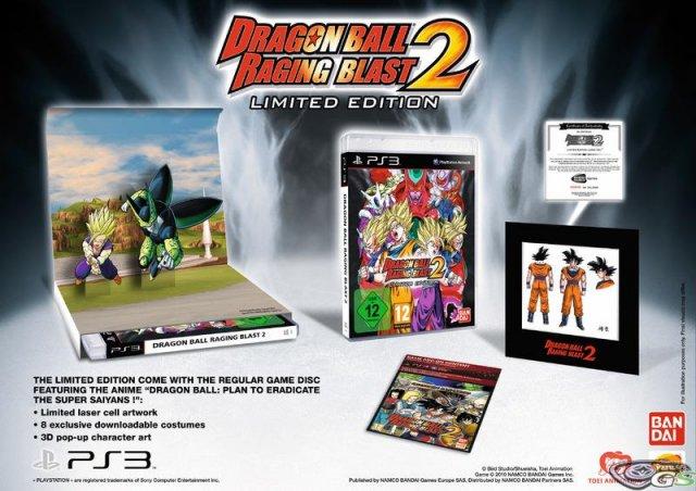 Dragon Ball Raging Blast 2 immagine 32430