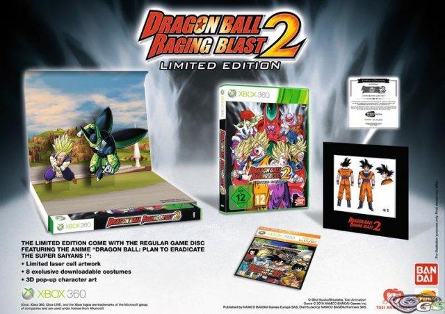 Dragon Ball Raging Blast 2 immagine 32431