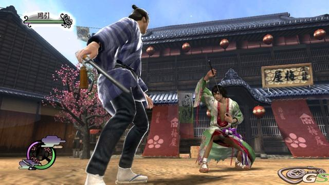 Way of the Samurai 4 - Immagine 35