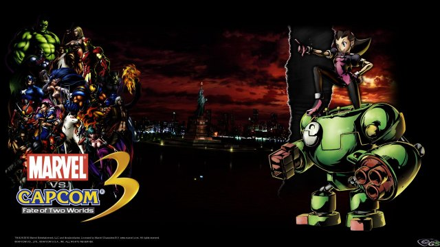 Marvel Vs Capcom 3 immagine 36501
