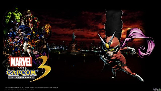 Marvel Vs Capcom 3 immagine 36503