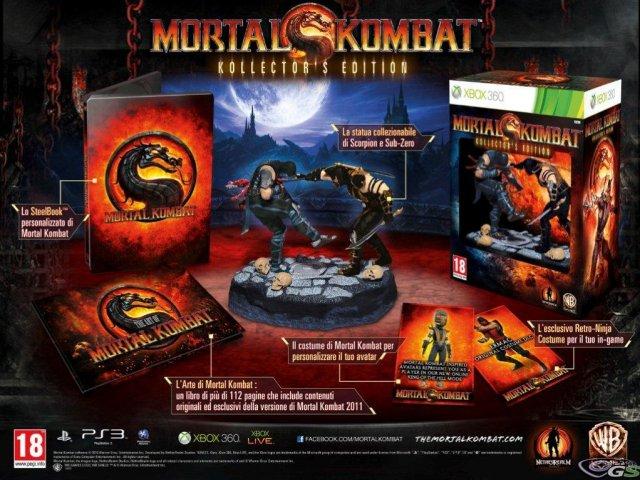 Mortal Kombat 9 immagine 36314