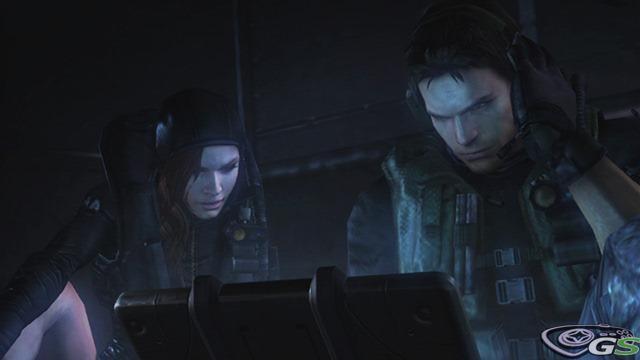 Resident Evil: Revelations immagine 46007