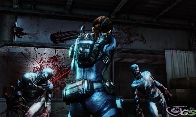 Resident Evil: Revelations immagine 46008