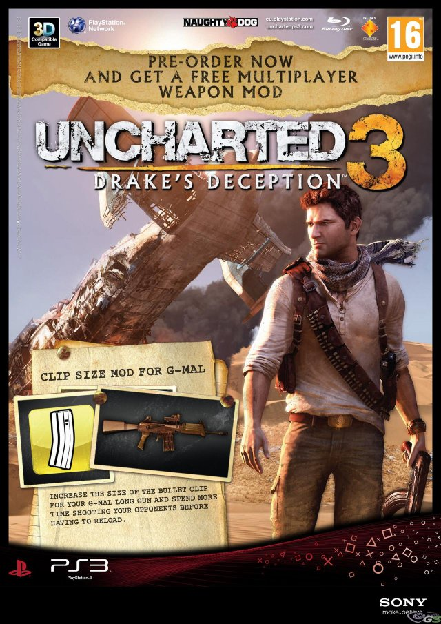 Uncharted 3: Drake's Deception - Immagine 40824