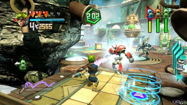 Playstation Move Heroes immagine 35937